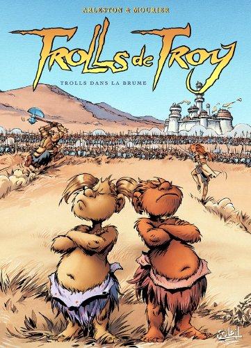 TROLLS DE TROY T06 : TROLLS DANS LA BRUME: ARLESTON CHRISTOPHE