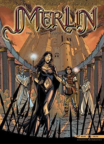 9782845655270: Merlin, tome 2 : L'Eveil du pouvoir