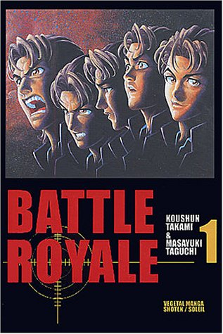 9782845655935: Battle Royale, tome 1