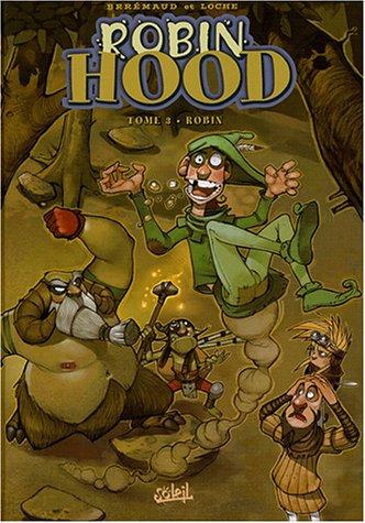 9782845657410: Robin Hood, tome 3 : Robin