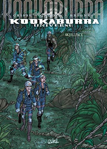 KOOKABURA UNIVERSE T04 : SKULLFACE: BRIONES �RIC