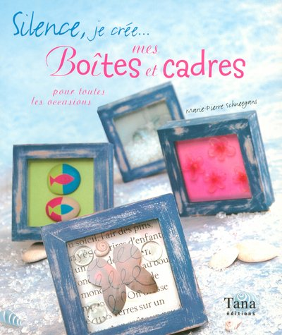 9782845672789: Mes boites et cadres (French Edition)