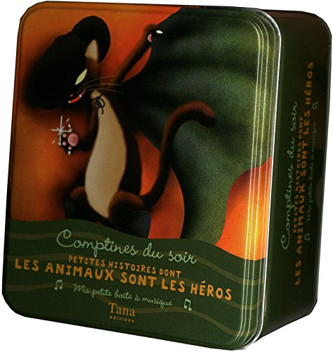 9782845674813: COMPTINES - PTES HIST ANIMAUX