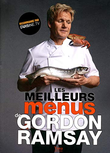 9782845677159: les meilleurs menus de Gordon Ramsay