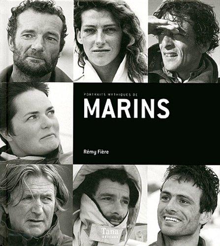 9782845677807: Portraits mythiques de marins