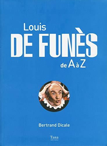 9782845677852: Louis de Funès de A à Z