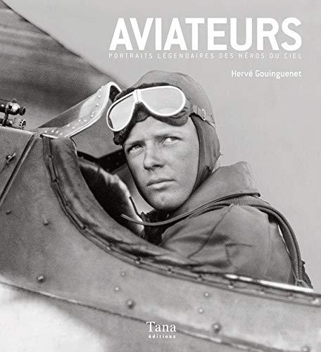 Portraits légendaires d'aviateurs