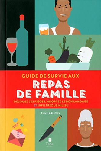 guide de survie aux repas de famille: Collectif