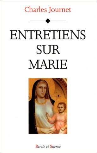 9782845730939: Entretiens sur Marie