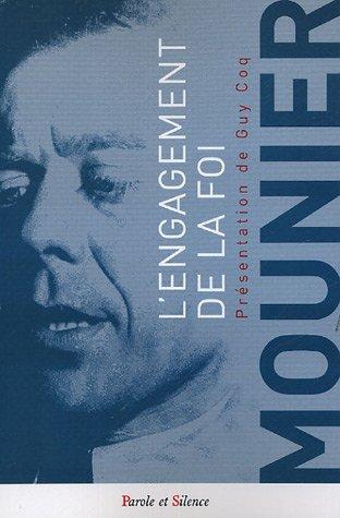 9782845733039: L'engagement de la foi (French Edition)