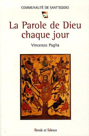 9782845733718: La Parole de Dieu chaque jour (French Edition)