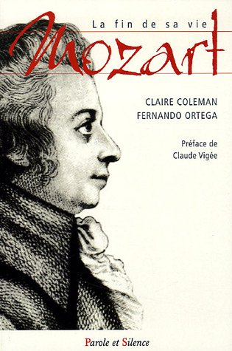 9782845733770: Mozart : La fin de sa vie