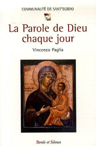 9782845735194: La parole de Dieu chaque jour (French Edition)