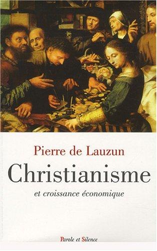 9782845736818: Christianisme et croissance économique