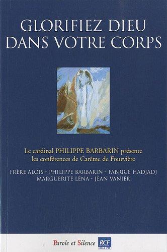 9782845738546: Glorifiez Dieu dans votre corps (French Edition)