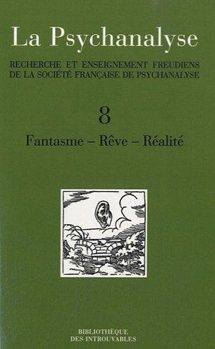 9782845750883: La Psychanalyse : 8 volumes