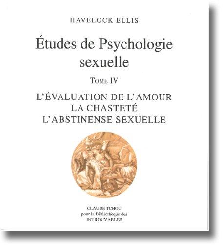 Etudes de psychologie sexuelle. : 7, L'ondinisme,: Henry Havelock Ellis