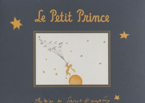 Le Petit Prince. 24 lithographies.: SAINT - EXUPERY