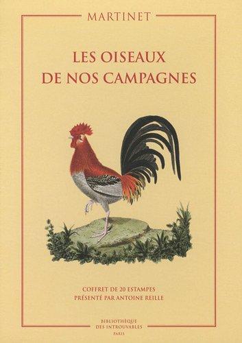 Coffret Les oiseaux de nos campagnes : Coffret de 20 estampes: Antoine Reille; François-Nicolas ...