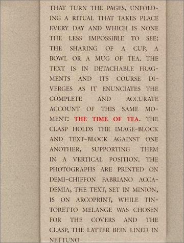 The Time of Tea: Bruno Suet; Dominique T. Pasqualini