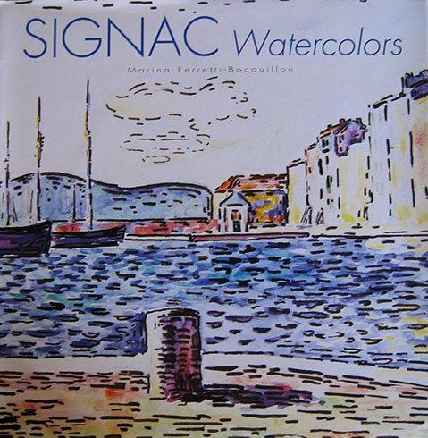 Signac: Watercolors (2845760272) by Marina Ferretti-Bocquillon