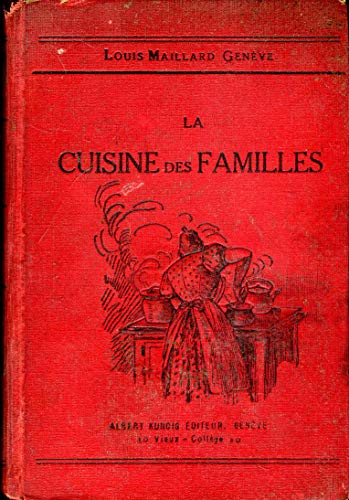 9782845780071: La Cuisine des familles : P�tisserie - Conserves - Glaces