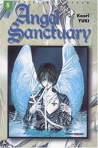 9782845801110: Angel Sanctuary, Tome 8