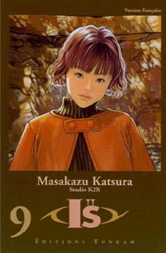 IS T09: KATSURA MASAKAZU