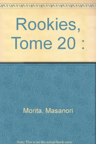9782845801615: Rookies, tome 20