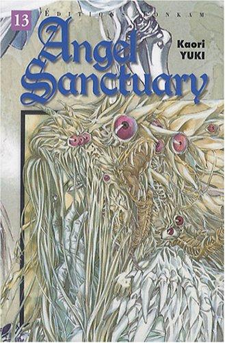 9782845801707: Angel sanctuary, tome 13