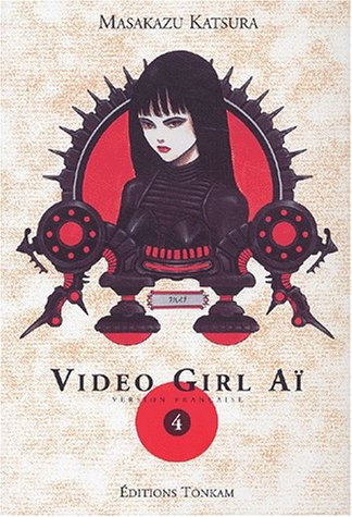 9782845802032: Video Girl Ai, de luxe, tome 4