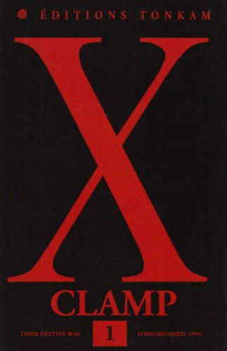 9782845802285: X, tome 1