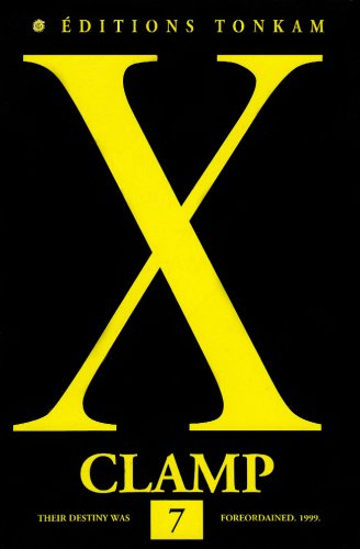 X, tome 7: Clamp