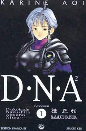 9782845803107: DNA tome 1 (French Edition)