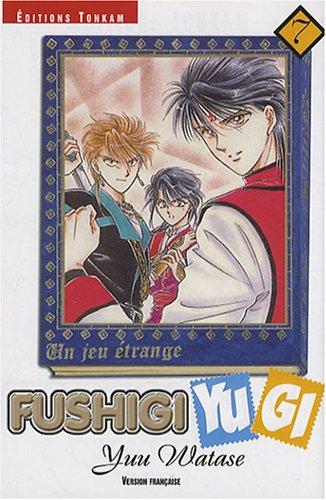 9782845803480: Fushigi Yugi, tome 7