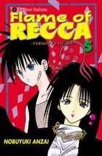 9782845803602: Flame of Recca, tome 5