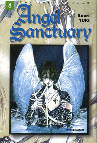 9782845803893: Angel Sanctuary, Tome 8 (French Edition)