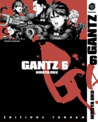 GANTZ T.06: OKU HIROYA
