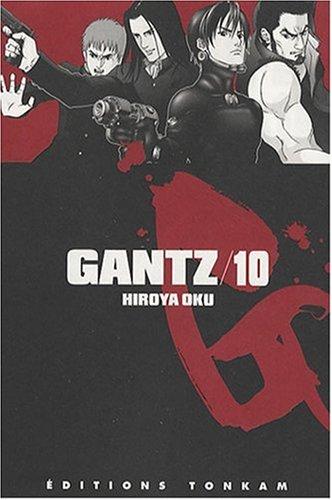Gantz, Tome 10 : Oku, Hiroya