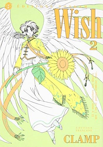 9782845806252: Wish, Tome 2 : (Shojo)