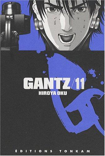 GANTZ T.11: OKU HIROYA