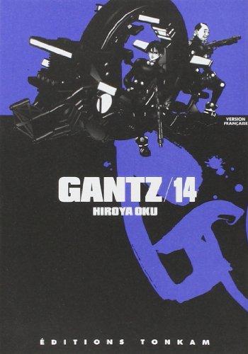 GANTZ T.14: OKU HIROYA