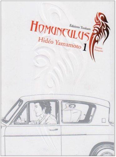 9782845806917: Homonculus. (French Edition)