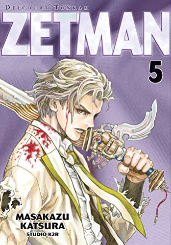 9782845807105: Zetman Vol.5