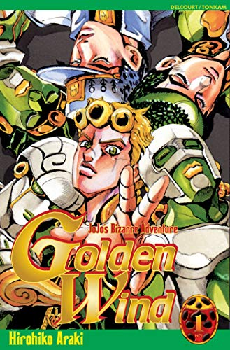 9782845807884: Jojo's Bizarre Adventure, Tome 1 (French Edition)