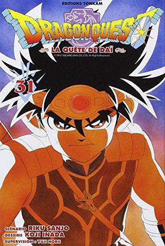 9782845808638: Dragon Quest -Tome 31- (Shonen Tonkam)