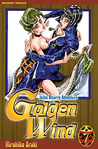 9782845809130: Jojo's - Golden Wind T07