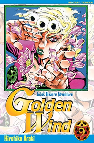 Jojo's Bizarre Adventure - Golden Wind, Tome 9 (9782845809154) by [???]