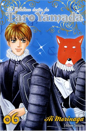 9782845809819: Fabuleux destin de Taro Yamada (le) Vol.6