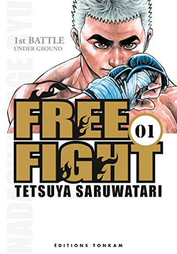 9782845809901: Free Fight - New Tough, Tome 1